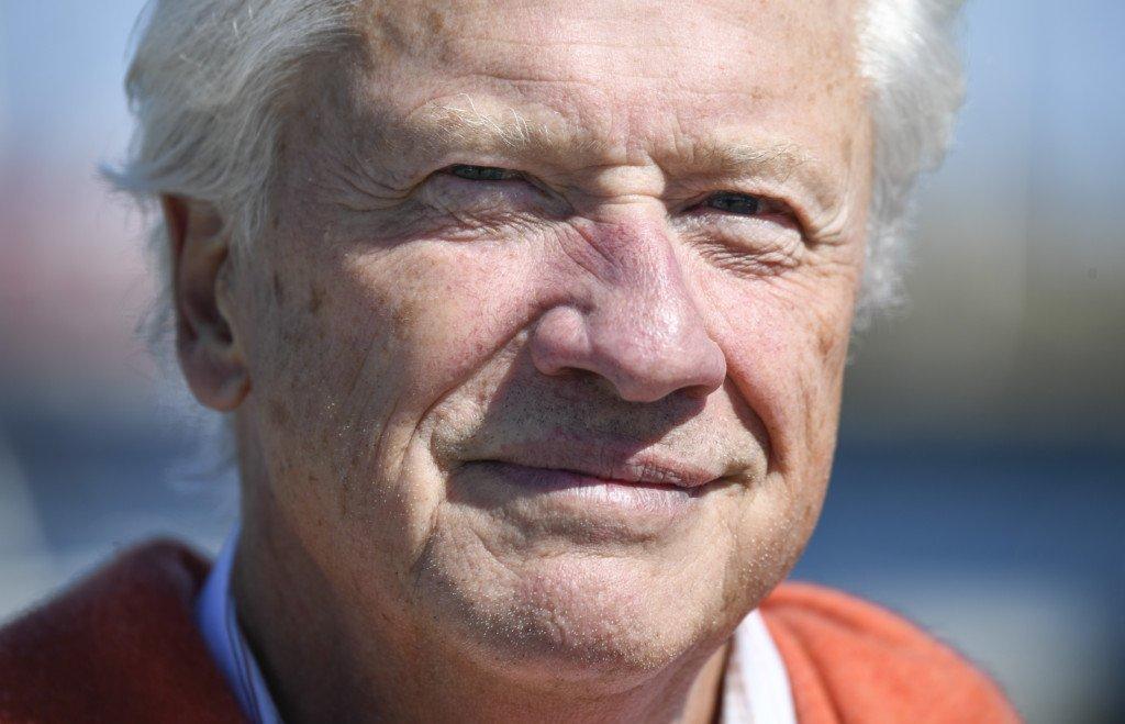 SKILLINGE 2017-06-20  Artisten, skådespelaren och hovsångaren Loa Falkman fyller 70 år i juli.   Foto: Johan Nilsson / TT / Kod 50090